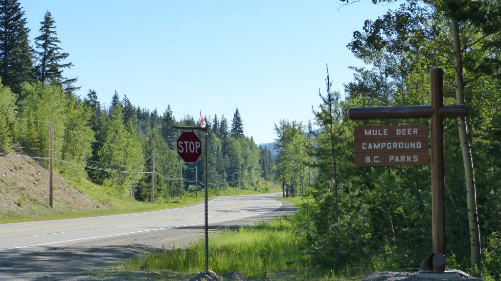 Mule Deer Campground