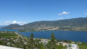 Am Okanagan Lake