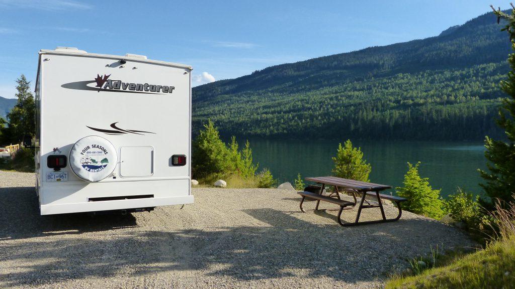 Martha Creek Campground