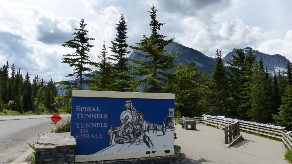 Spiral Tunnels, BC