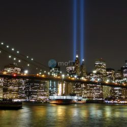 New York City, Tribute in Light 2017