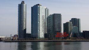 Roosevelt Island - Blick auf Queens
