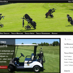 GolfTrolleyShop24.de / 149,- EUR