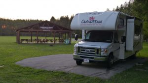 Campground Cedar Valley Resort