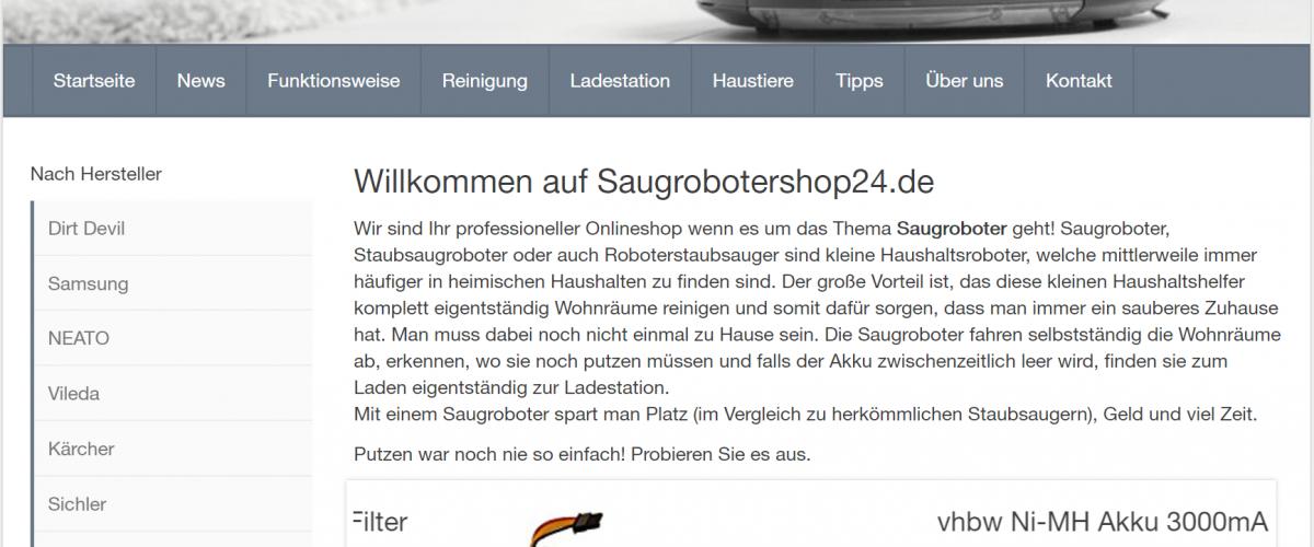 saugrobotershop24.de