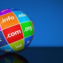 Domains Hintergrund
