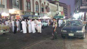 Abendgebet in Jeddah