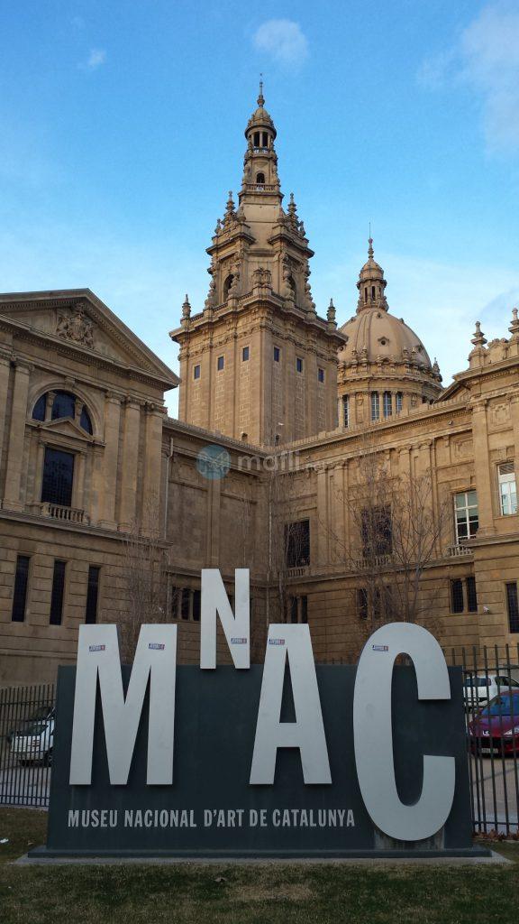 Barcelona MNAC