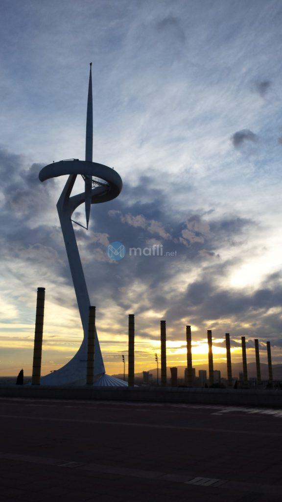 Barcelona Olympiaturm