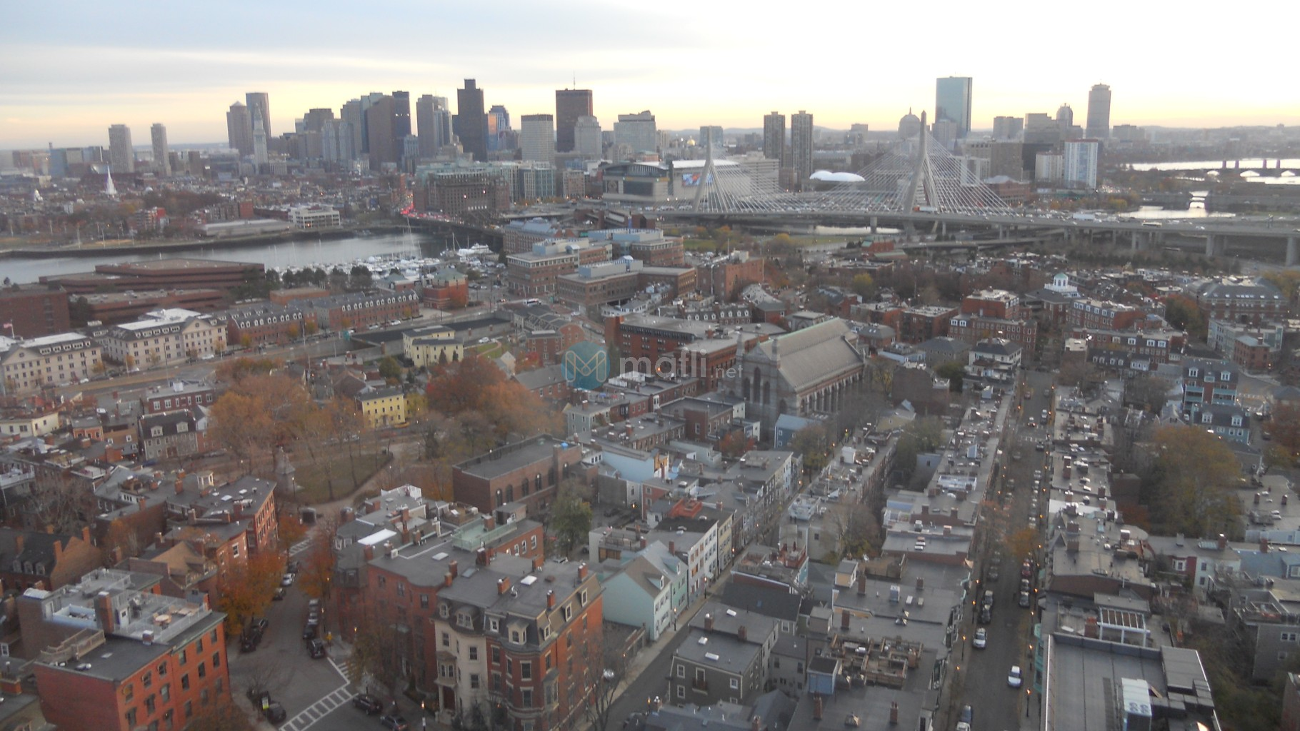 Boston, USA Skyline Beitragsbild