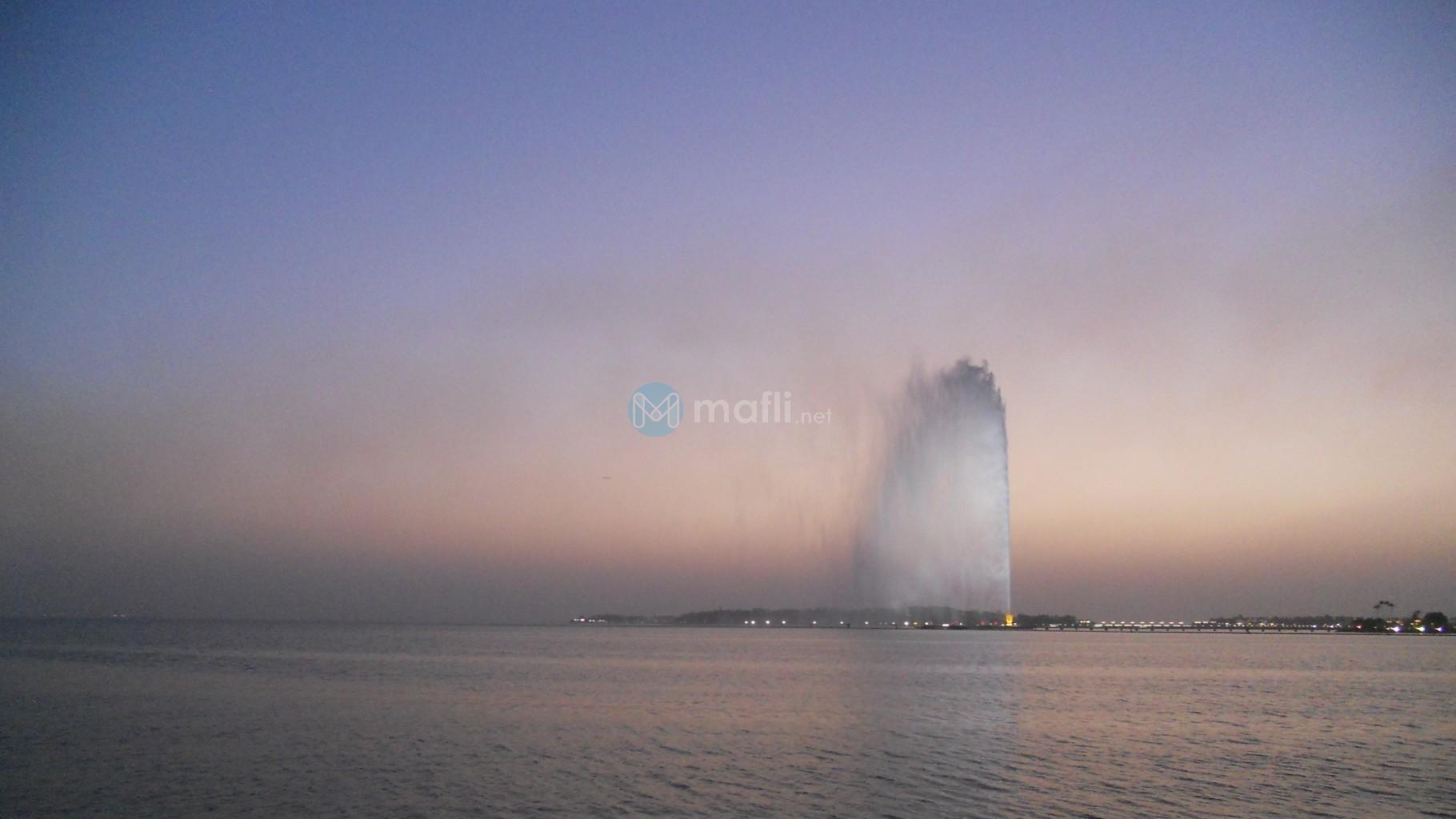 Jeddah King Fahad's Fountain Beitragsbild