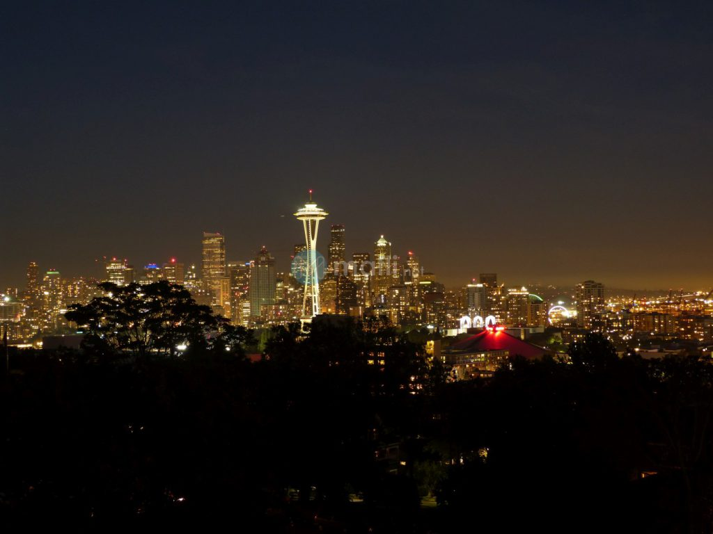 Seattle vom Kerry Park