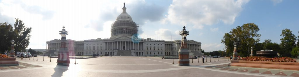 Washington, Capitol Panorama