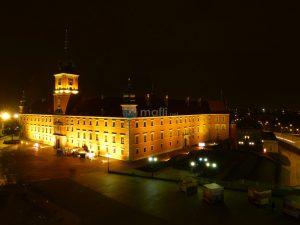 Warschau, Schloss