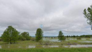 Überschwemmung bei Montreal