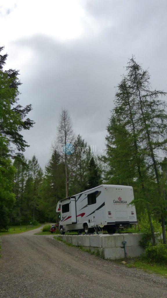 Camping Boreal, Platz I-2