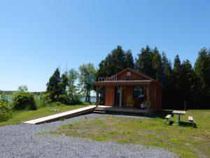 Farran Park Campground Chalet