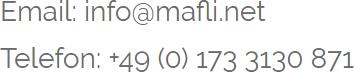 mafli.net Kontakt
