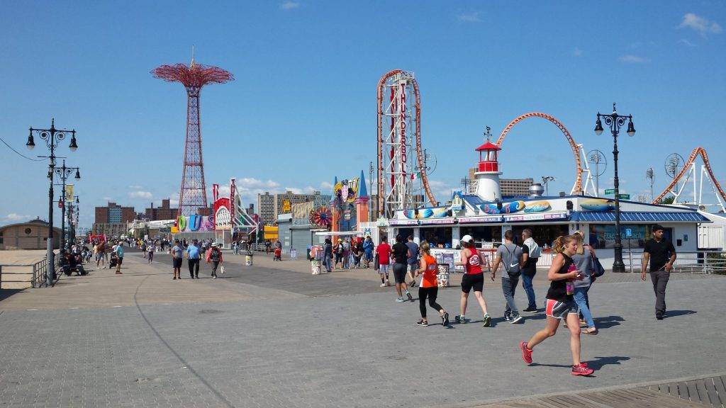 New York City, Brooklyn, Coney Island