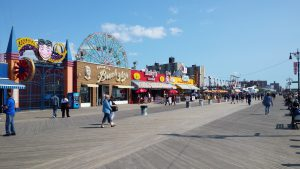 New York City, Brooklyn, Coney Island
