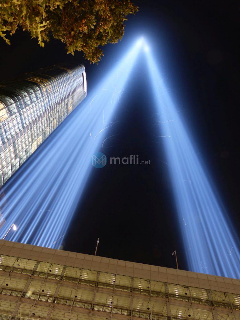 New York City, Tribute in Light 2017
