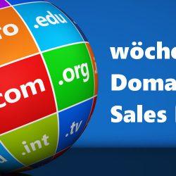 KW38: DN Sales Report – Pressebericht von Uniregistry über Verkäufe seit Januar 2017